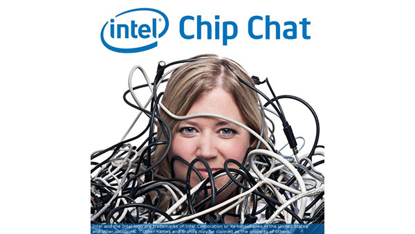 NetApp Speeds Data Access and Analysis with Persistent Memory – Intel Chip Chat – Episode 657