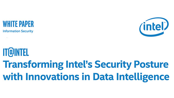 Transforming Security Posture with Innovations in Data Intelligence